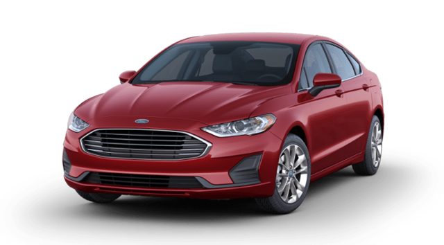 New 2020 Ford Fusion SE Sedan 3FA6P0HD3LR106448 in Rochester, New York, at West Herr Ford of Rochester